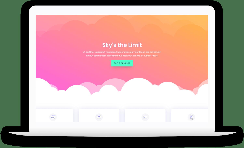 beautiful website design
