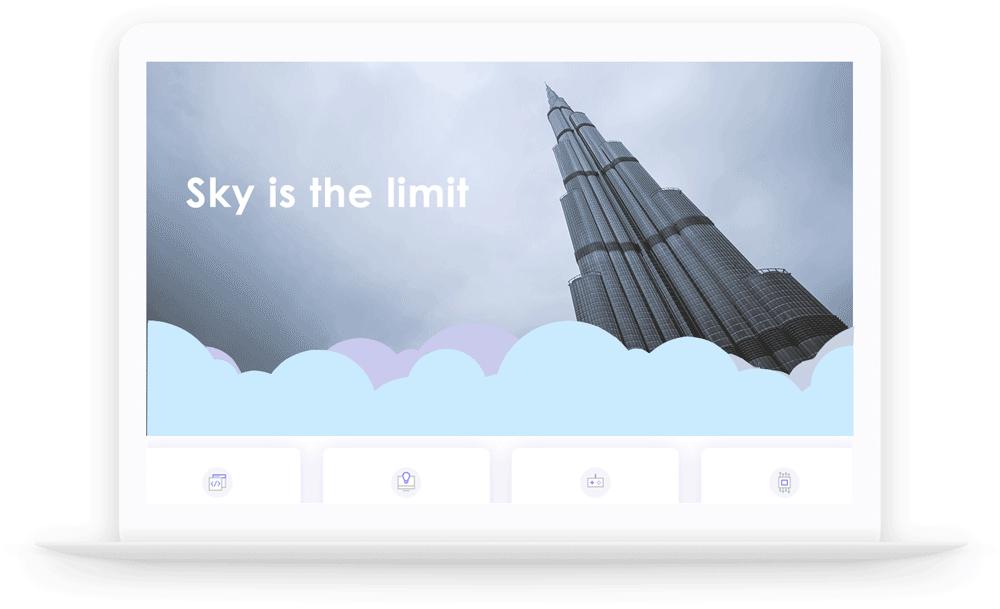 web design for dubai