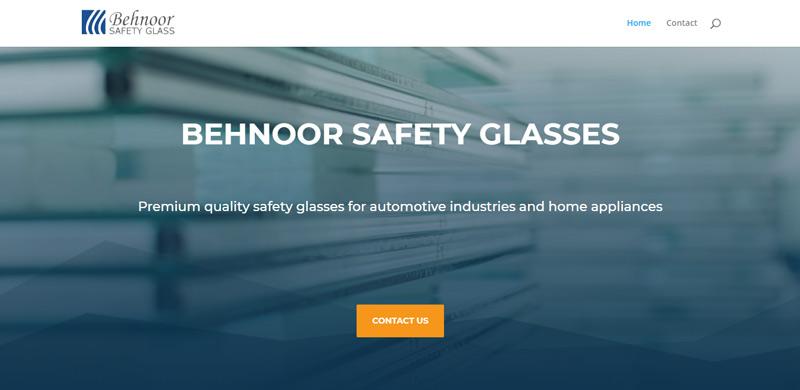 automotive glass corporate website